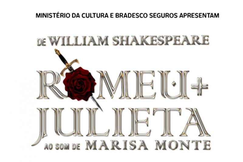 Romeu Julieta Ao Som De Marisa Monte Dias 10 E 11 De Novembro